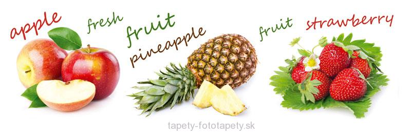 Fototapeta Dimex Fruit Mix KI180-022 | 180 x 60 cm